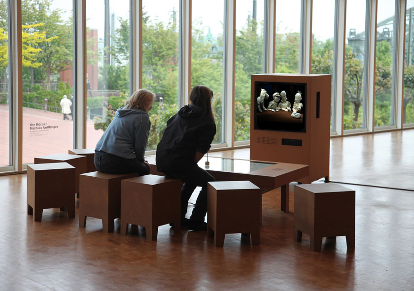 Installation View, Museum Ludwig, Cologne