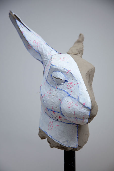 Rabbits – Getting an Idea of Something. Thinking Things through to the End