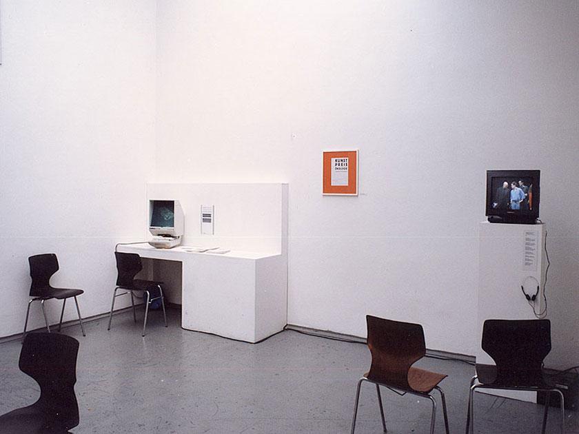 Rundgang, Kunstakademie Düsseldorf, 1991