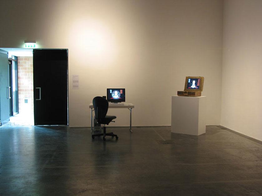 Installation View, Edith-Russ Haus for Media Art, Oldenburg