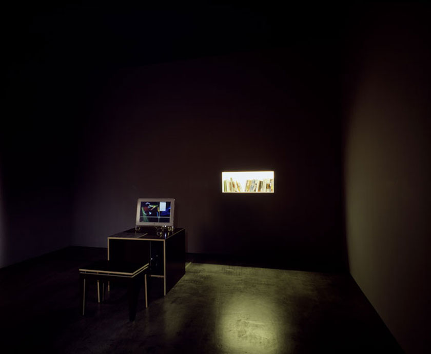 Ausstellungsansicht, ZKM Karlsruhe