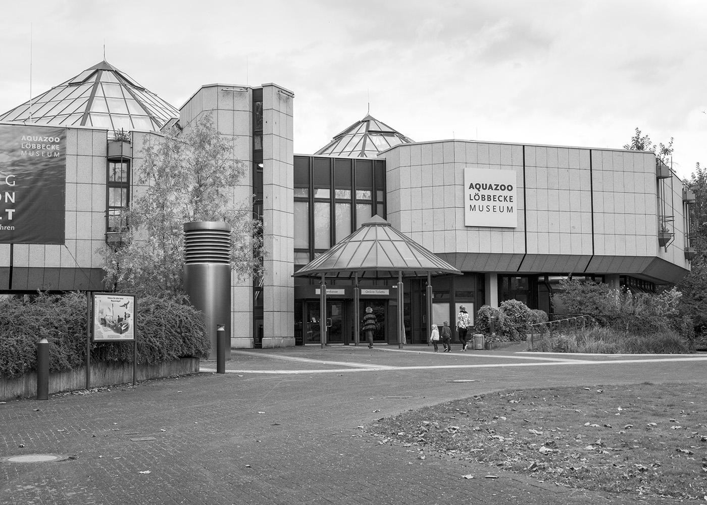 2. The Aquarium Building