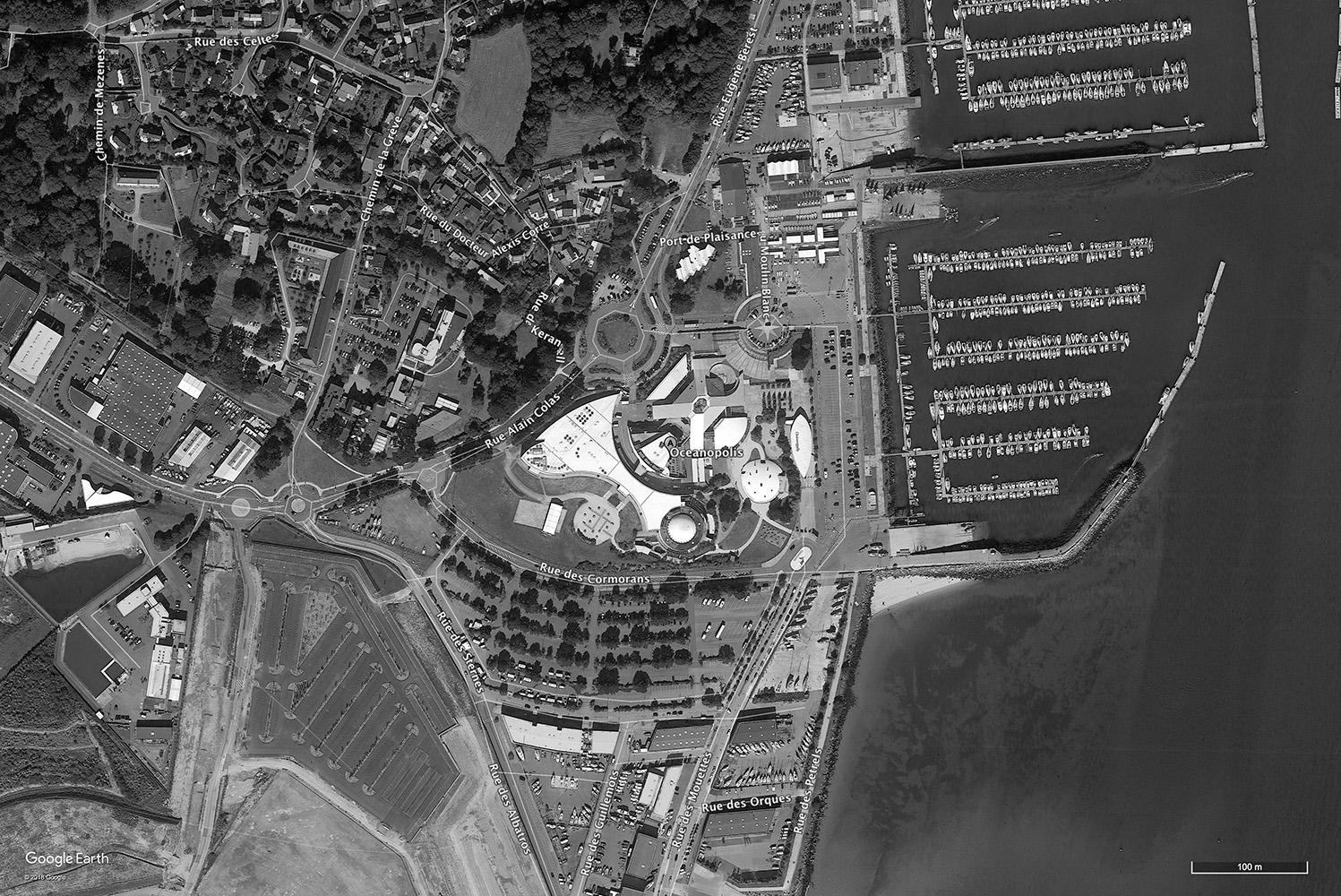 1. Location of the Aquarium